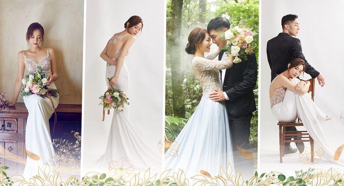 台北曼哈頓婚紗 婚紗禮服 新娘實穿分享