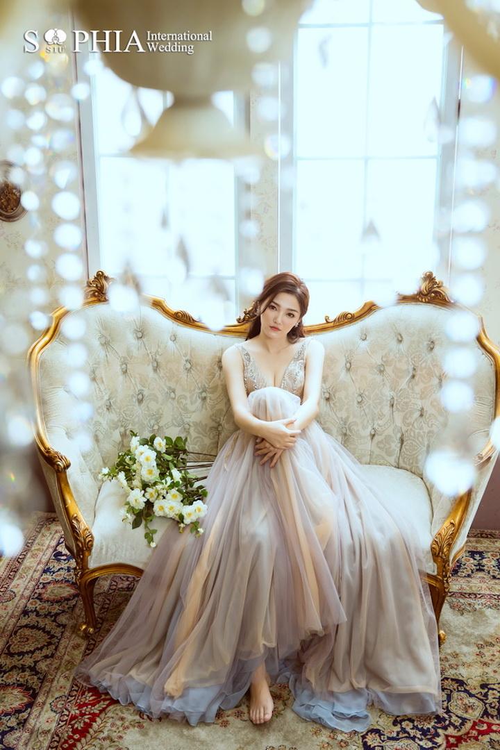板橋蘇菲雅婚紗攝 千萬獨家攝影片場 婚紗照 作品賞析