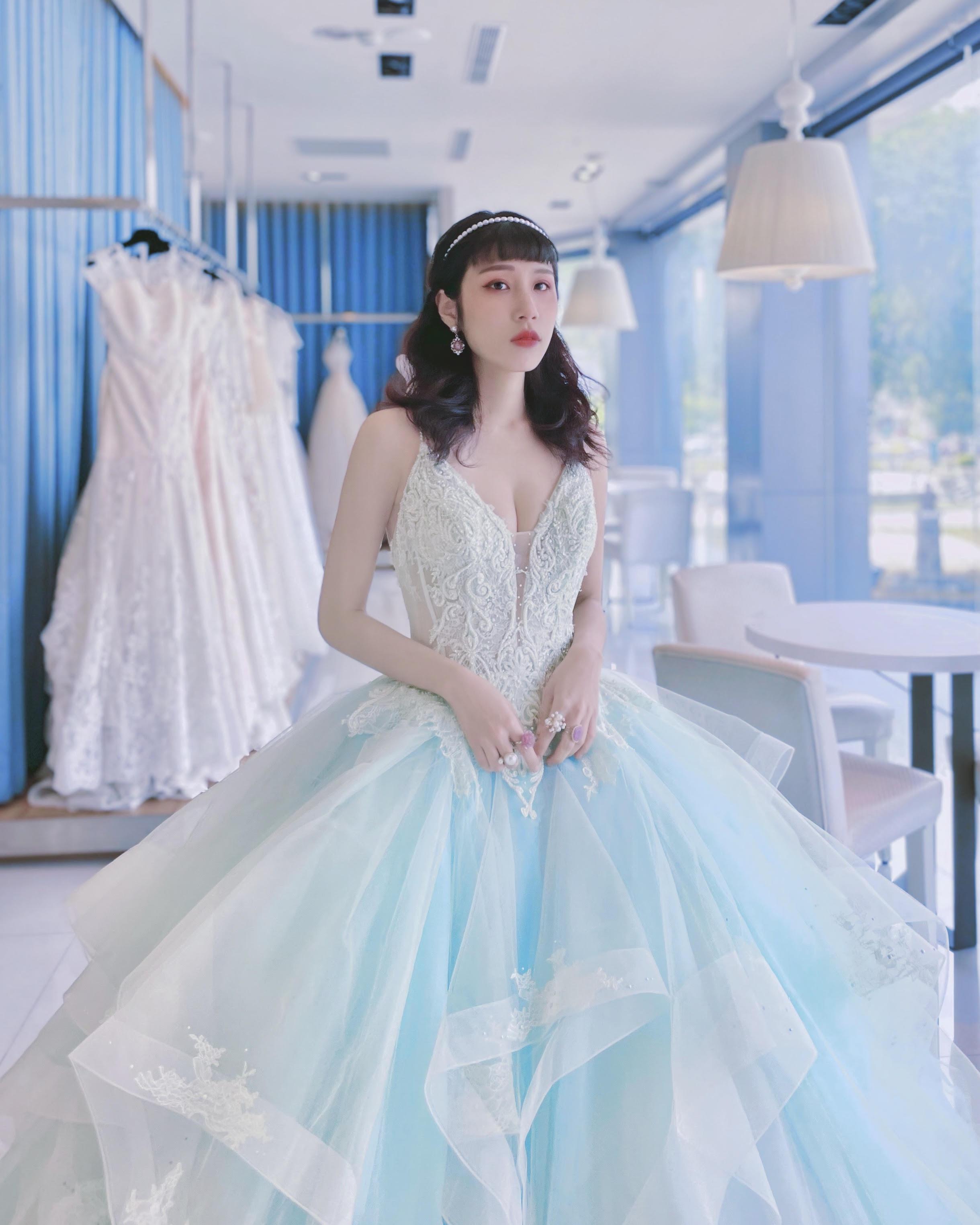 台南翡麗 婚紗禮服12