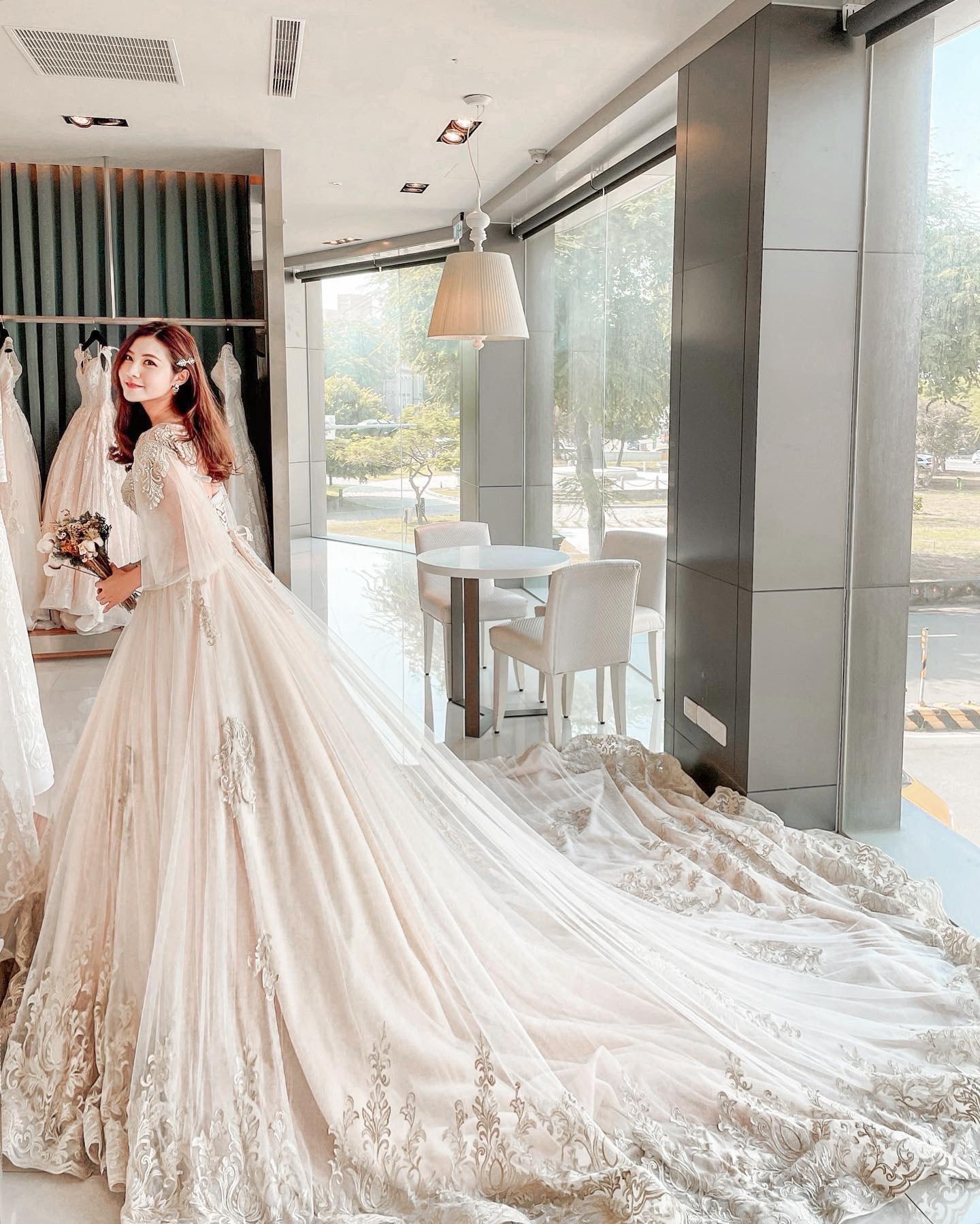 台南翡麗 婚紗禮服13