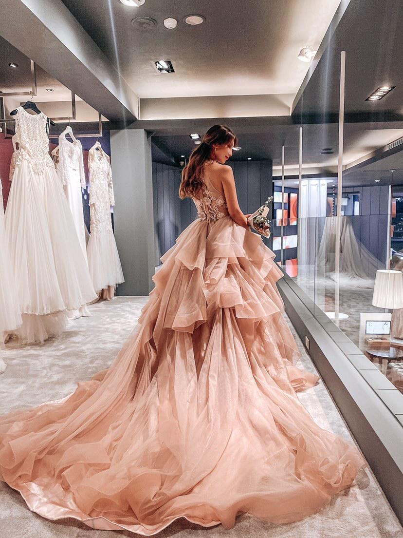 台南翡麗 婚紗禮服14