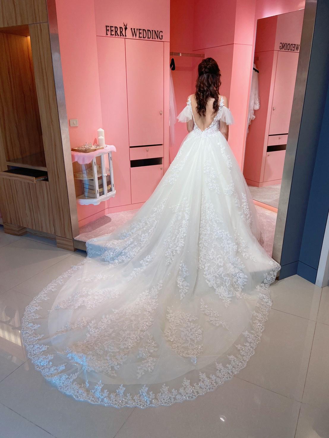 台南翡麗 婚紗禮服15