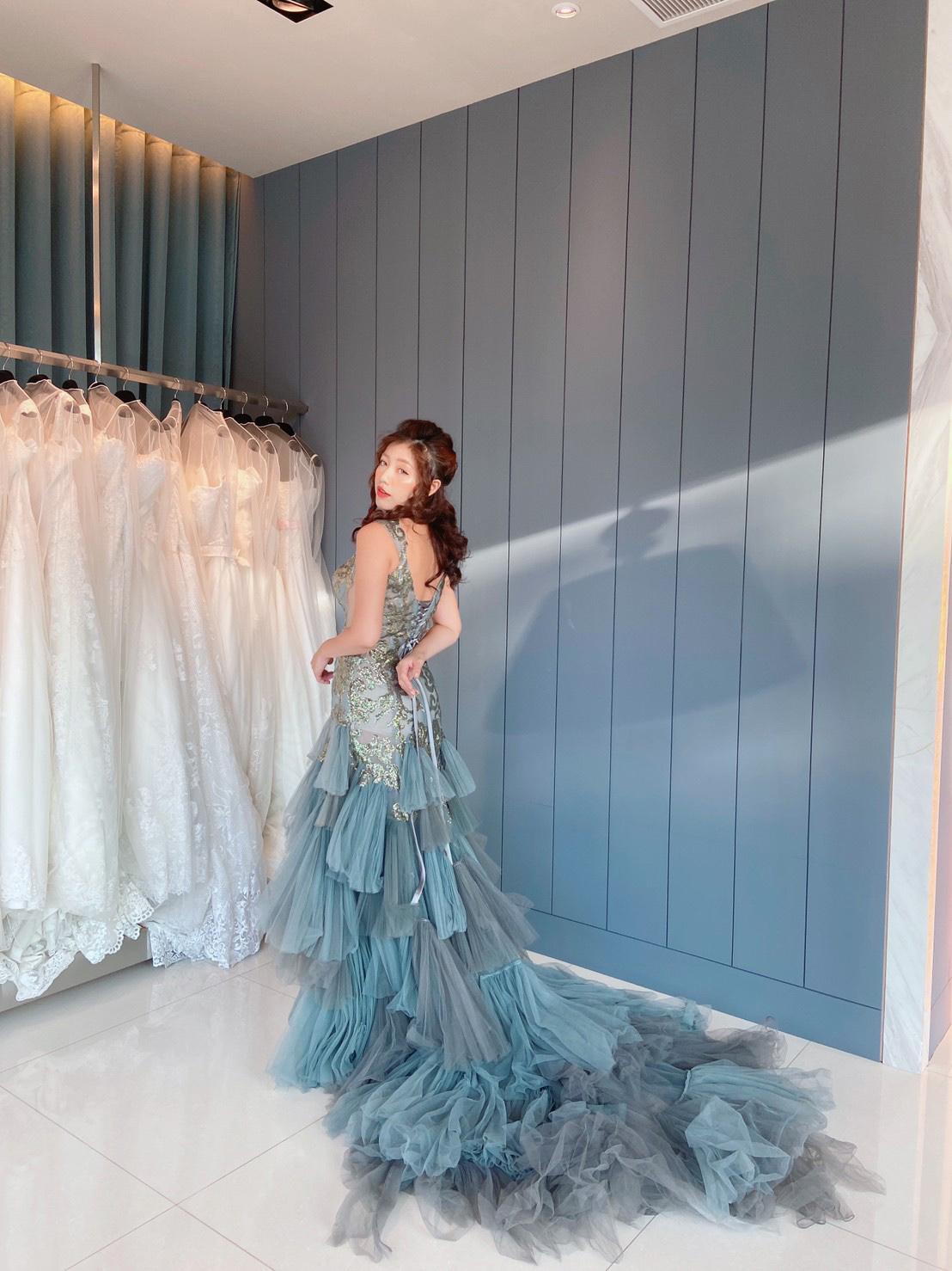 台南翡麗 婚紗禮服16
