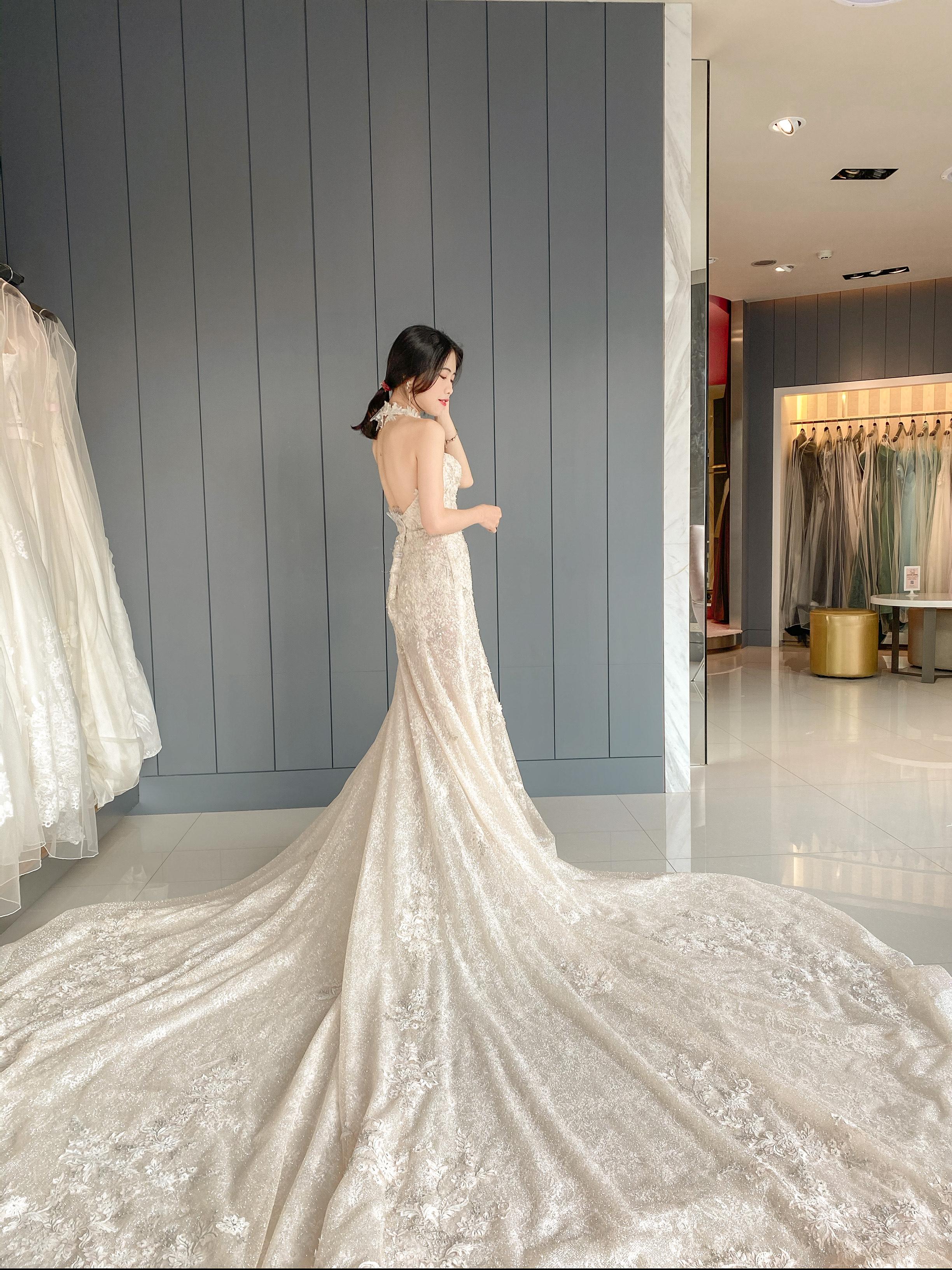 台南翡麗 婚紗禮服17