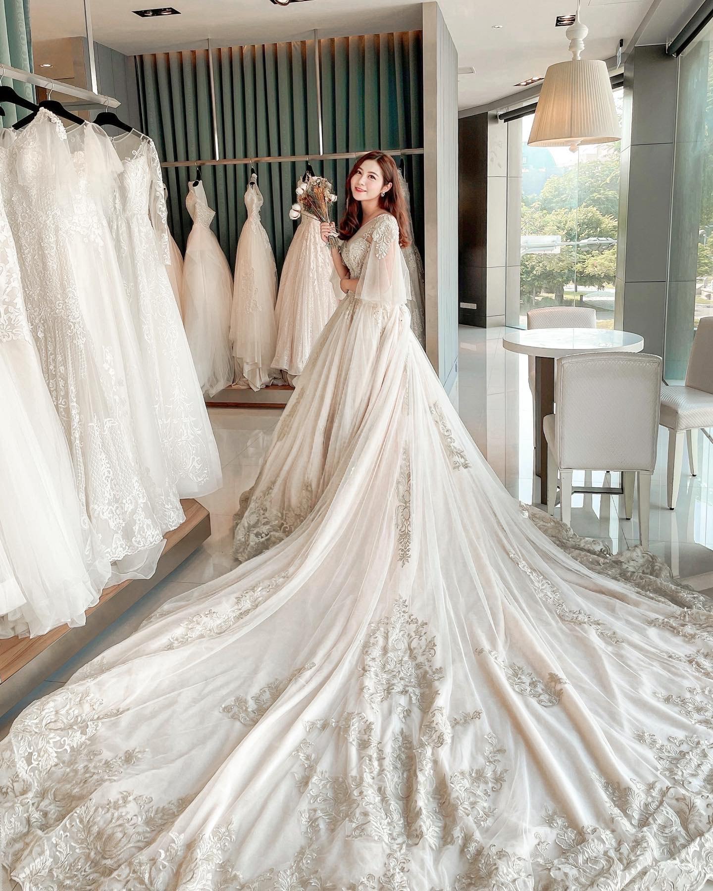 台南翡麗 婚紗禮服2