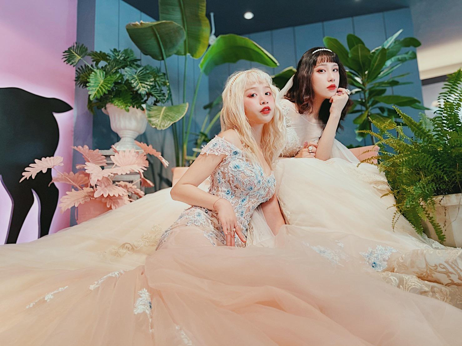 台南翡麗 婚紗禮服21
