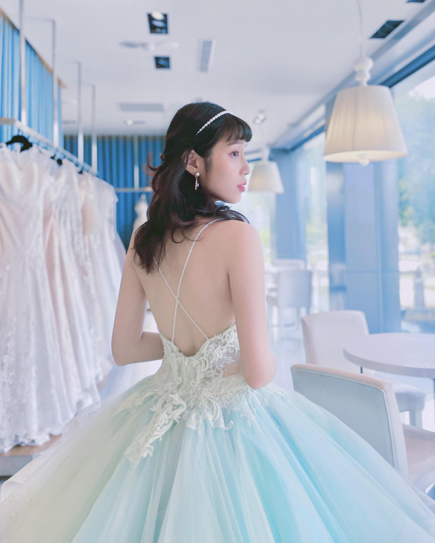 台南翡麗 婚紗禮服25