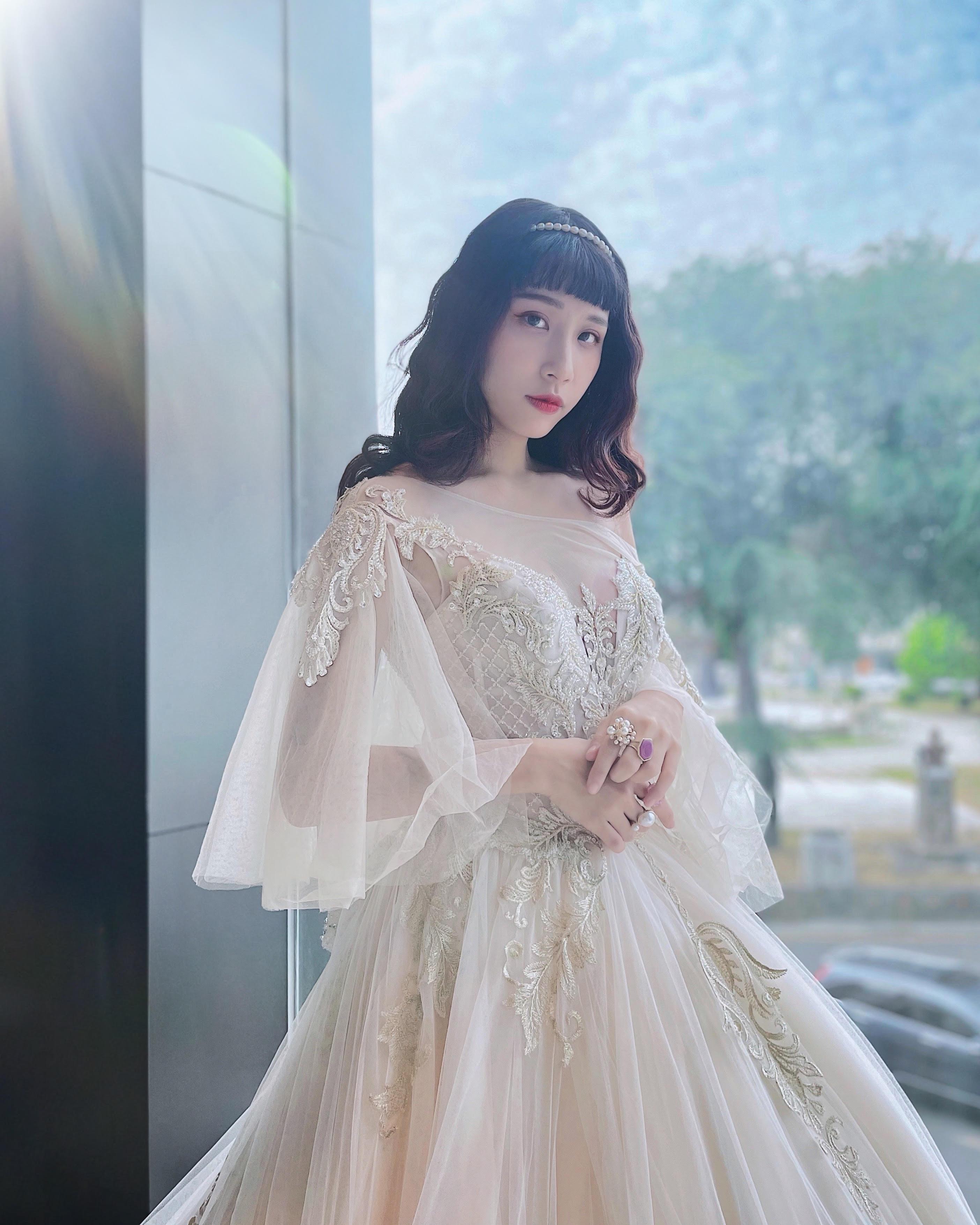 台南翡麗 婚紗禮服9