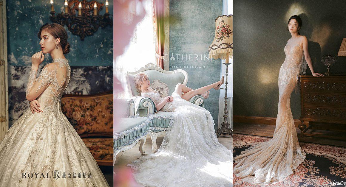 婚紗禮服 熱門貼文