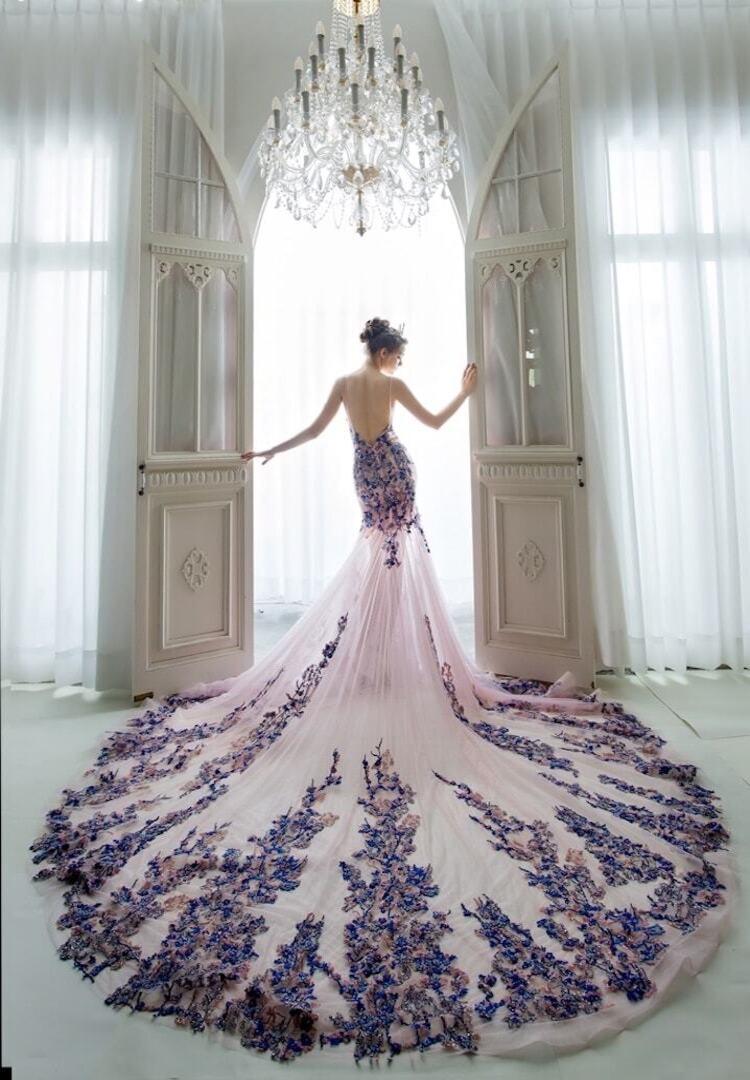 高雄法國台北 婚紗禮服 1