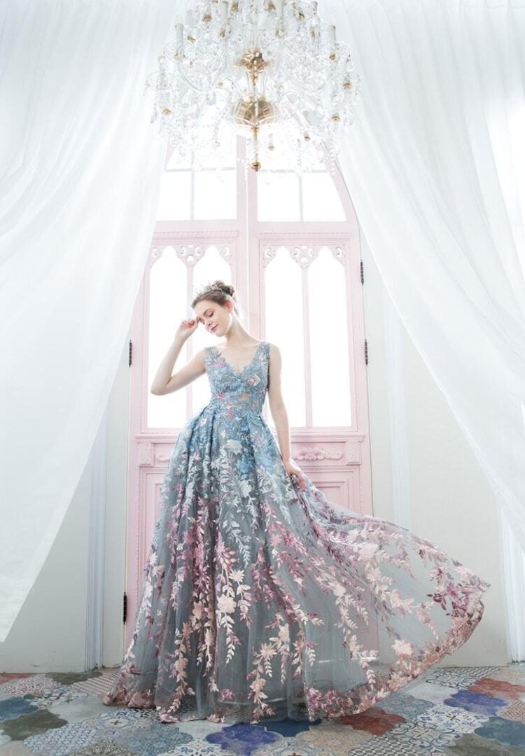 高雄法國台北 婚紗禮服 3