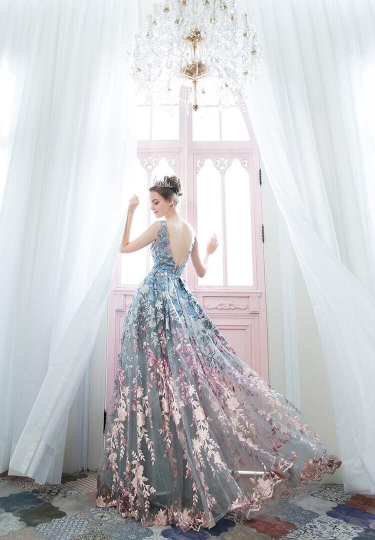 高雄法國台北 婚紗禮服 4