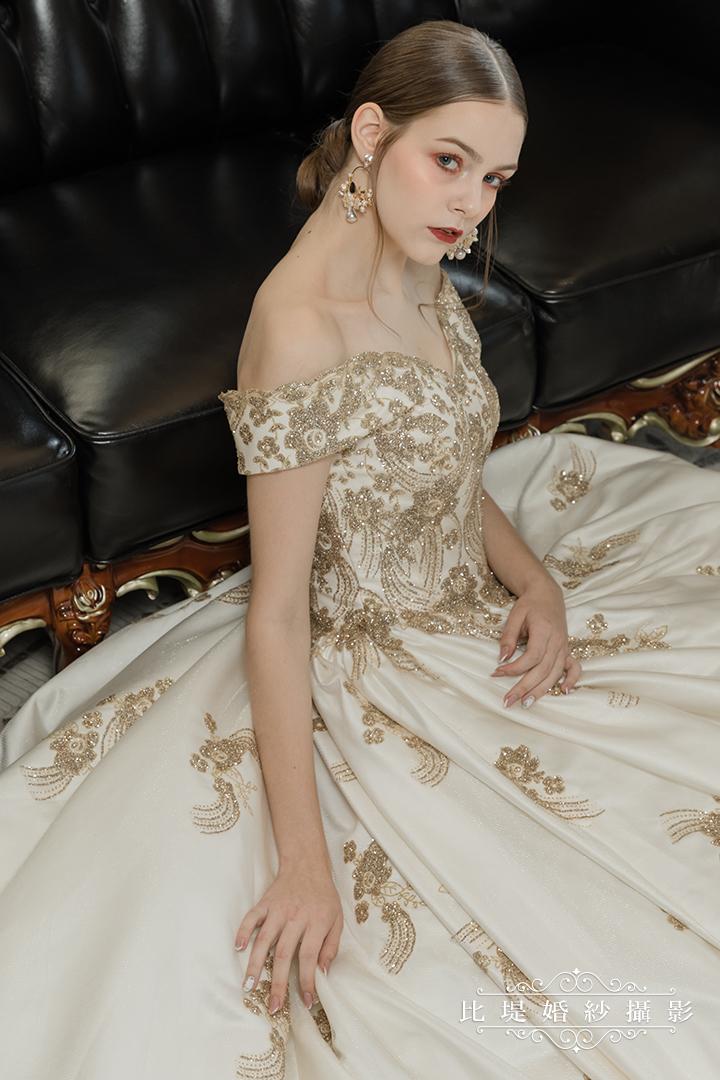 比堤 婚紗禮服 10