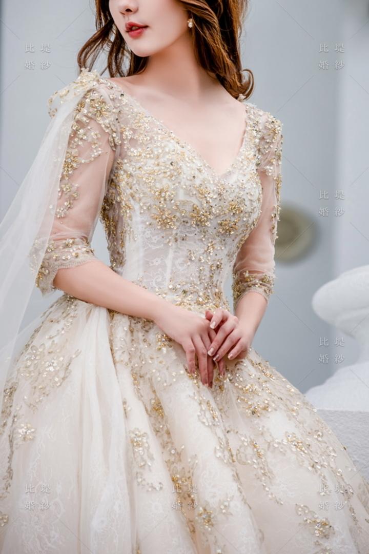 比堤 婚紗禮服 12