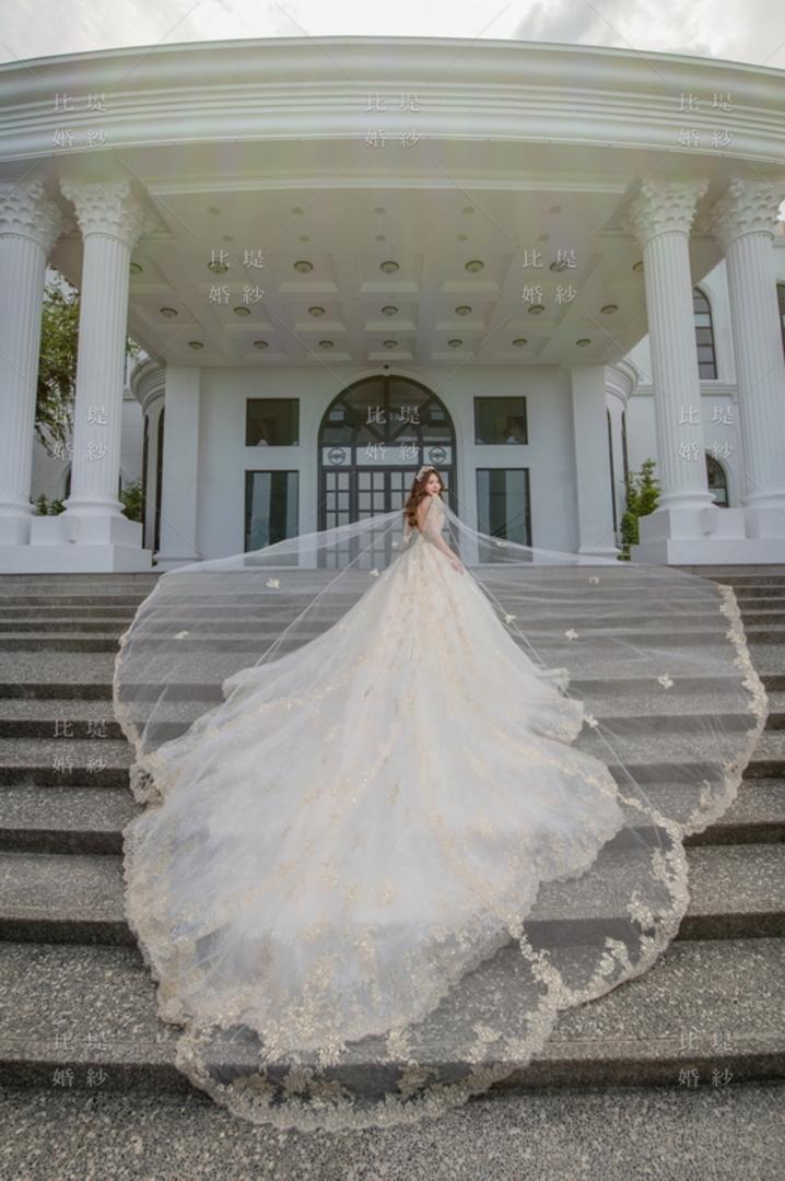 比堤 婚紗禮服 13