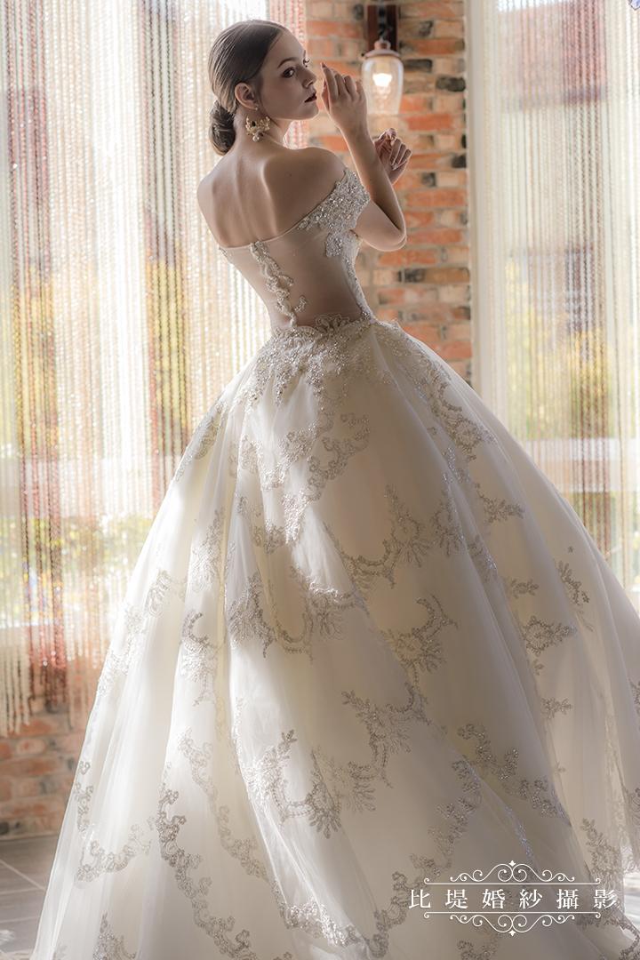 比堤 婚紗禮服 23