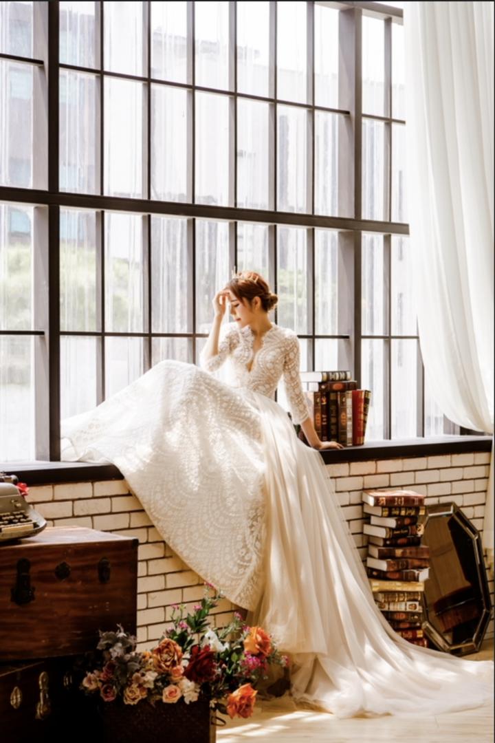 比堤 婚紗禮服 28