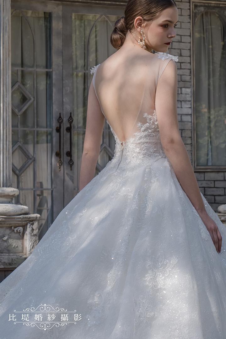 比堤 婚紗禮服 6