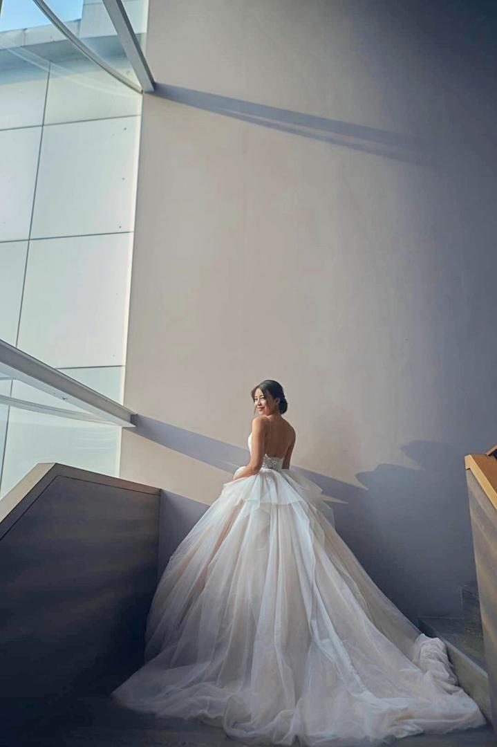 茱莉亞婚紗 新娘禮服 13