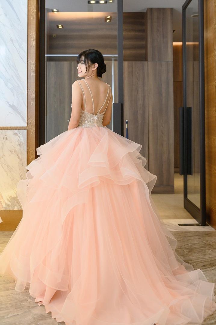 茱莉亞婚紗 新娘禮服 16