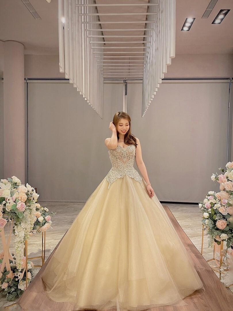 茱莉亞婚紗 新娘禮服 2