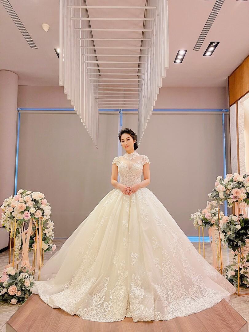茱莉亞婚紗 新娘禮服 4