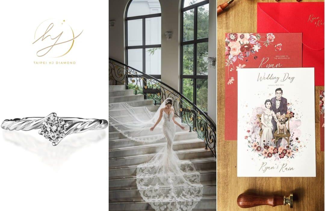 華人婚禮黃頁 結婚準備 熱門新訊 202109_11