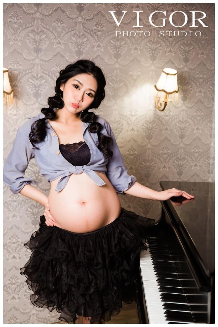 薇閣 孕婦照 5